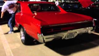 1967 GTO Exhaust Sound