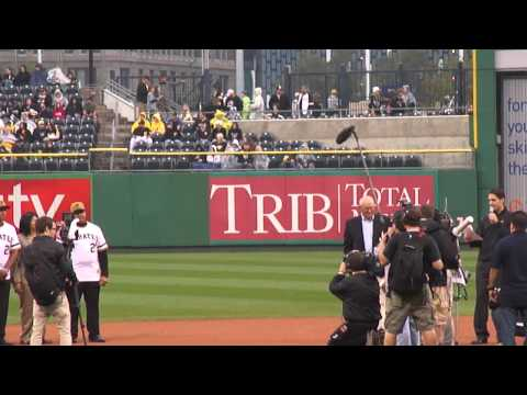 40th Anniversary of Roberto Clemente's 3000th hit