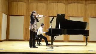 Ravel Violin&Sonata - I. Allegretto