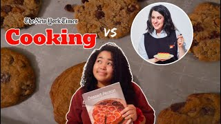 CLAIRE SAFFITZ&#39S CHOCOLATE CHIP COOKIES *dessert person review and NYT comparison*