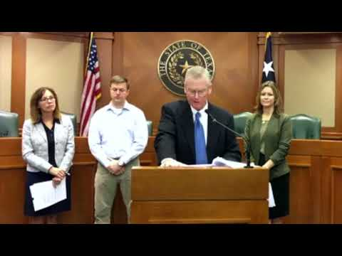 Child Abuse in the Classroom; A Legal Challenge To ESSA Press Conference (Short Version)