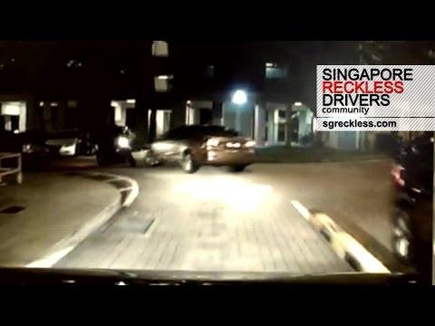 [SRD Community] Choa Chu Kang Carpark Traffic Accident