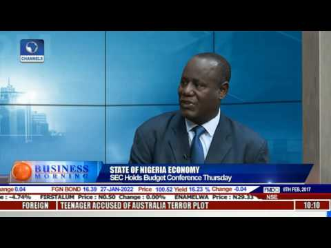 Business Morning: A Look At The State Of Nigeria's Economy