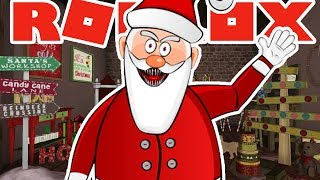 Video ROBLOX | Escaping Evil Santa download MP3, 3GP, MP4, WEBM, AVI, FLV Oktober 2018
