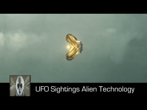 UFO Sightings Alien Technology October 11th 2017