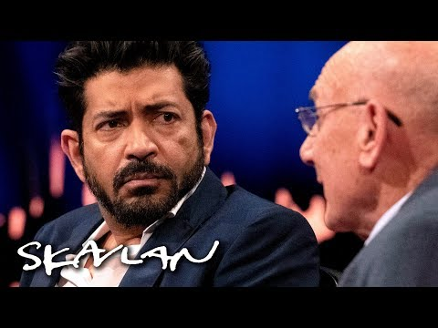 Can positive thinking help in illness? | Interview with Dr. Siddhartha Mukherjee | SVT/TV 2/Skavlan