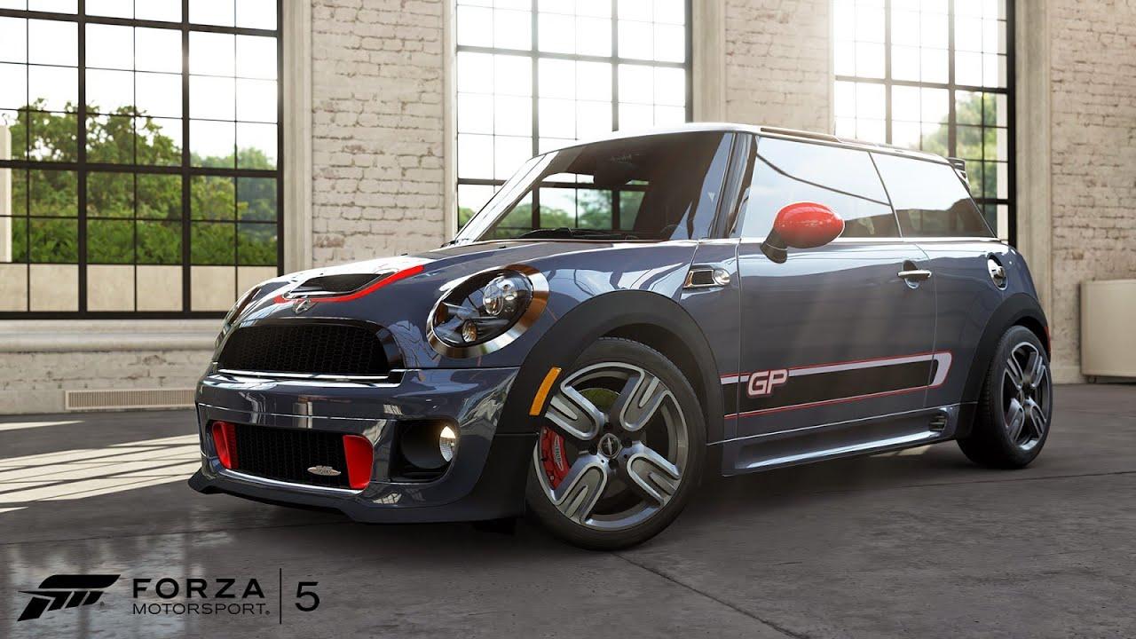 Forza 5 2012 Mini John Cooper Works Gp At Top Gear Full