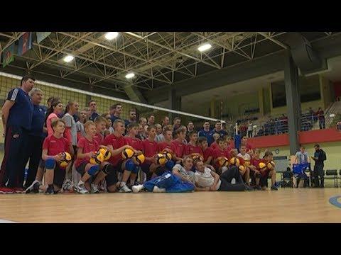 «Сила спорта»: бодибилдинг, волейбольный мастер-класс 12+
