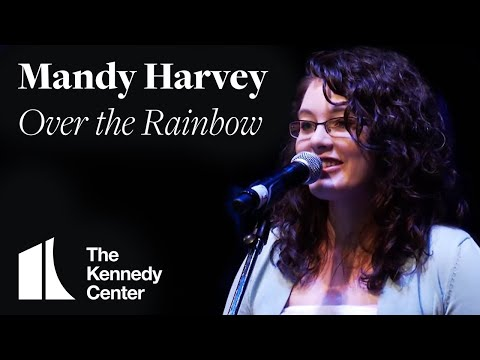 "Mandy Harvey Performs ""Over the Rainbow"""