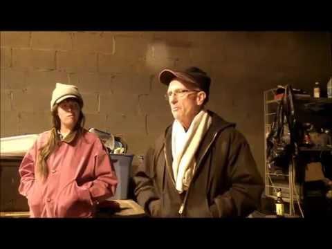 Michael S. Thompson & Jana Kinsman talking honey and bees.