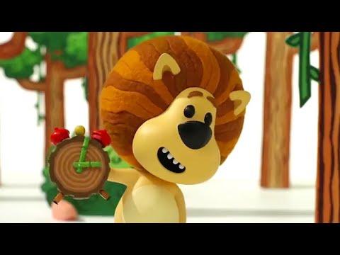 Raa Raa The Noisy Lion | Finding Noisy | English Full Episodes | Kids Cartoon | Videos For Kids