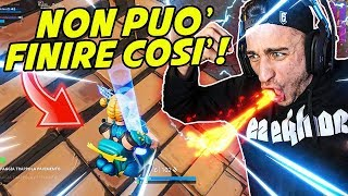 ERA una PARTITA QUALUNQUE ma.. il FINALE NO | Fortnite ITA