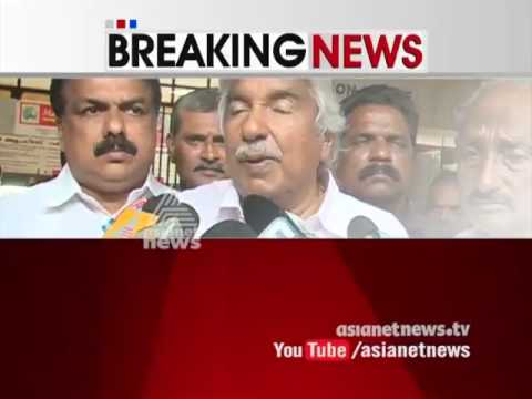 K M Mani's decision to leave UDF was unfortunate; says Oommen Chandy