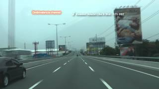 Manila Skyway Complete Northbound Joyride - 2012