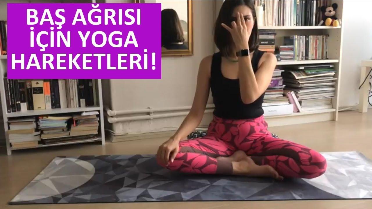 Baş ağrısına karşı yoga