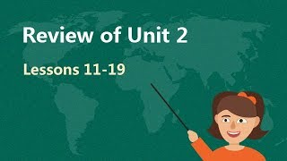 #Day 20 Summary: Review of Lessons from 11 to 19 (Free Chinese Lesson)