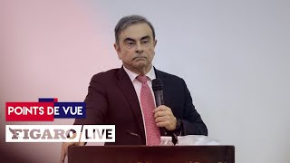 [DEBAT] Carlos Ghosn est-il CONVAINCANT ?