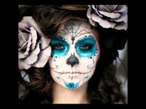 maquillajes para halloween para adultos