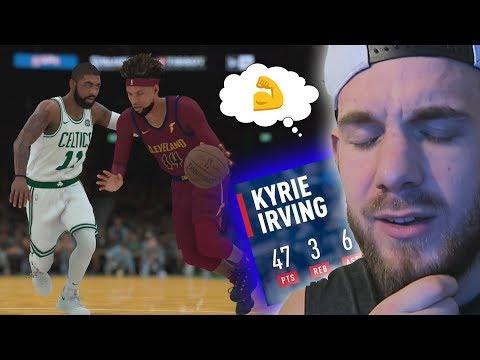 DÉFI KYRIE IRVING RELEVÉ PAR MARCUS BANKS !!! NBA 2K18 MA CARRIÈRE BANKS #6