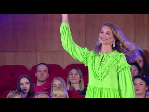 Телеканал TV5: Запорожская Лига смеха. 1/4 финала. Часть 1