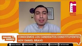 Entrevista en La Serena Televisión. Distrito 5 Daniel Bravo Constituyente.
