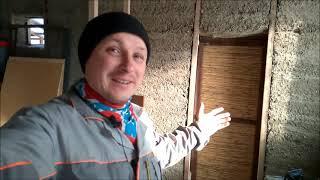 Самодельная дверь из камыша :) /Новая Жизнь