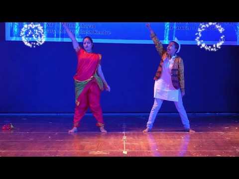 Dhagala Lagli Kala| Dada Kondke | Dance On Marathi Song