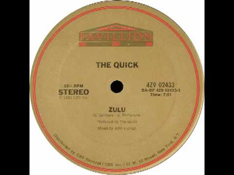 The Quick - Zulu