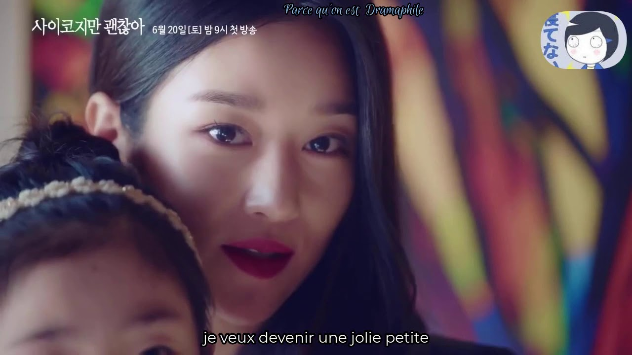 [VOSTFR] It's Okay To Be Not Okay (trailer 3)