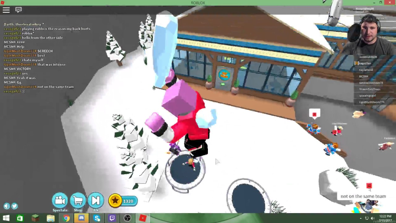 Roblox Icebreaker Ice Ice Baby Youtube