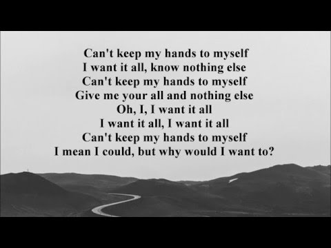 [LYRICS] Selena Gomez - Hands To Myself...