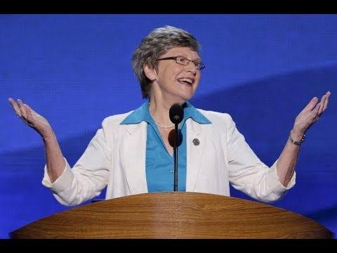Sister Simone Campbell's DNC Speech | 2012 Democratic National Convention | Ora TV