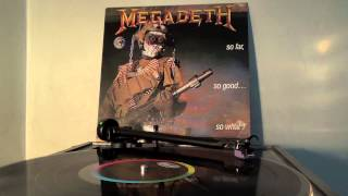 Megadeth - Into the Lungs of Hell / Set the World Afire - Vinyl - at440mla - Original Mix
