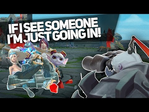 Tobias Fate - If I See Someone I'm Just Going In!
