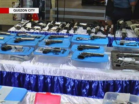 Illegal gun factory sa Batangas, posibleng supplier ng ilang mga baril ng Maute group  — PNP