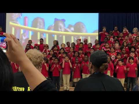 Askew Elementary School 2nd grade #2019