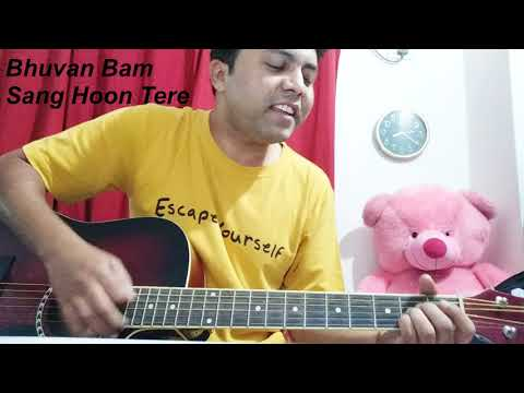Sang Hoon Tere - Bhuvan Bam | Guitar Cover | Chords and Strumming see Description