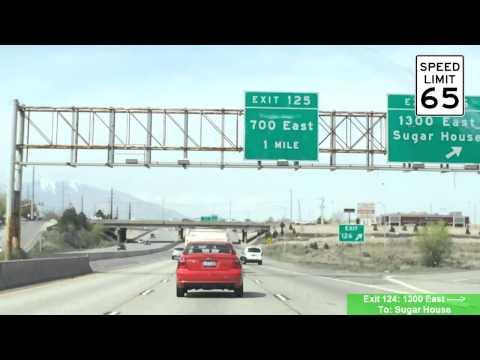 Salt Lake Valley Freeways (Part 7)