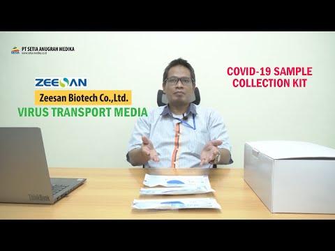 Review VTM (Virus Transport Media) - Zeesan