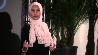 Unveiled: Behind my hijab | Yasmine Abo-Shadi | TEDxValenciaHighSchool