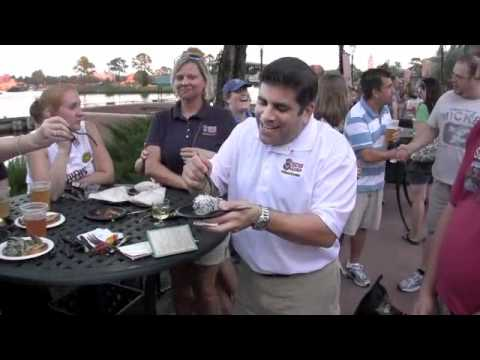 Epcot Food and Wine Festival 2010 Walkabout Review with WDWRadio
