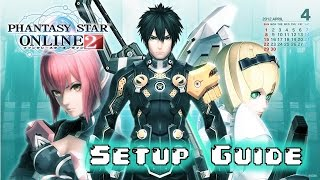 Full PSO 2 Setup - Proxy Settings - Sega ID - Arks Layer - Tweaker