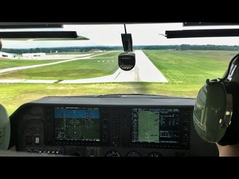 Cessna 182T | Garmin G1000 | Indianapolis Metropolitan Airport