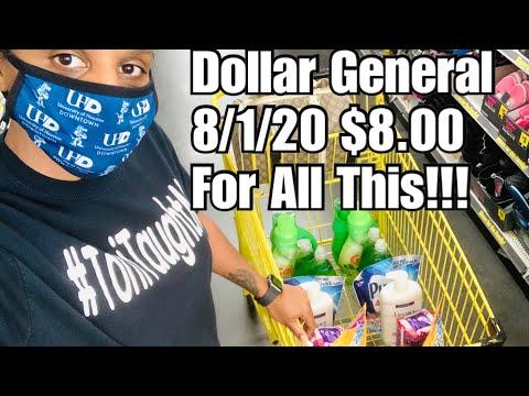 Dollar General 8/1/20   ALL DIGITAL COUPONS!!!! Sooooo EASY😘