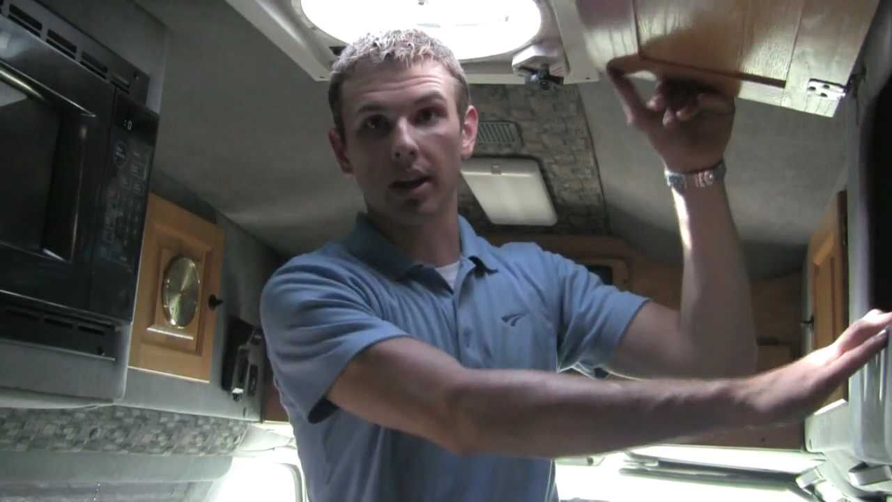Chevy Express Camper Conversion Hd Youtube