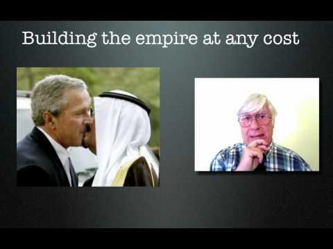 The American empire: denial, delusion & deception