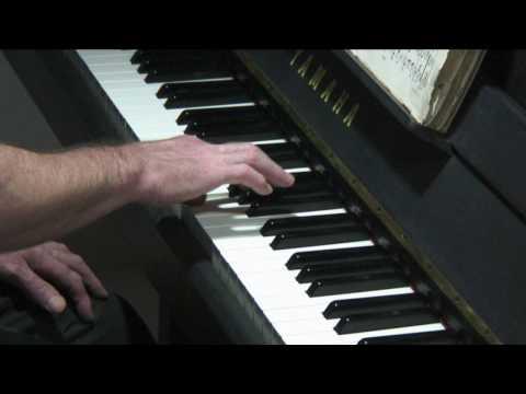 HD - Chopin 'Minute Waltz' Op.64 No.1 Paul Barton, piano