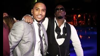 Sean Combs & Trey Songz Secret Bisexual Love Affairs