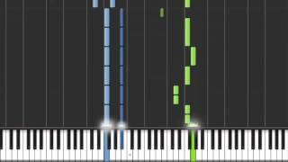 KATY PERRY - ROAR Piano Tutorial (Mp3 + Sheet Music) *HD*