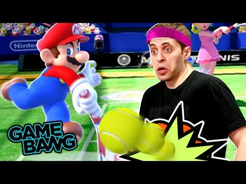 MARIO TENNIS BALL BUSTERS (Game Bang)